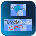 tumblebooks library icon